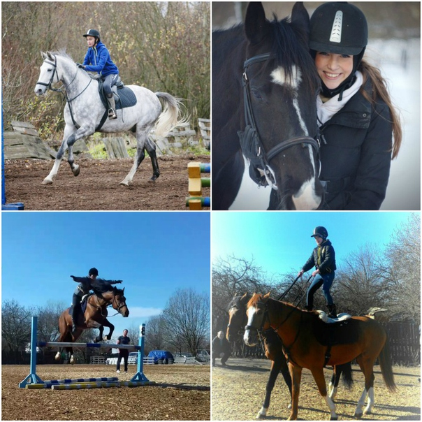 Похудение в конном спорте