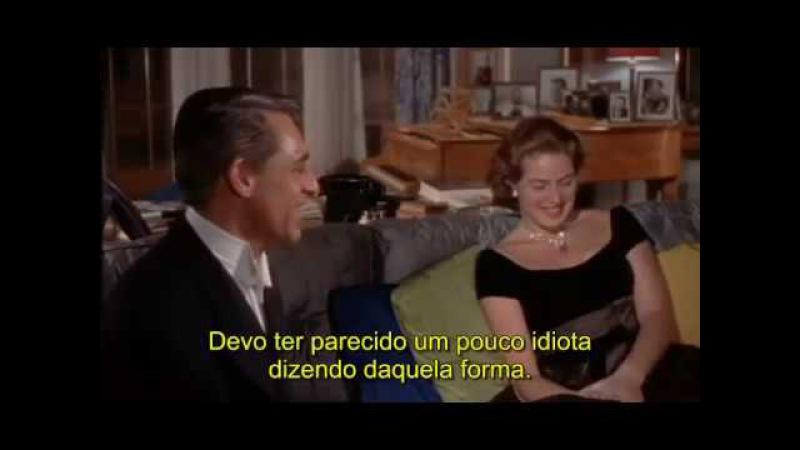 INDISCRETA 1958 de Stanley Donen com Cary Grant Ingrid Bergman