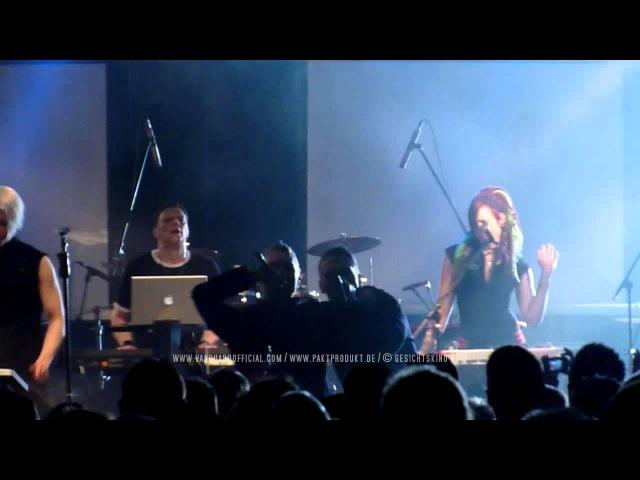Vanguard feat Gio van Oli Shine 13 04 2013 Leipzig Darkflower Live Night 5