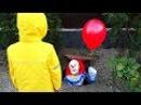 IT Killer Clown PENNYWISE PARODY Страшный Киллер Клоун ОНО - Пародия