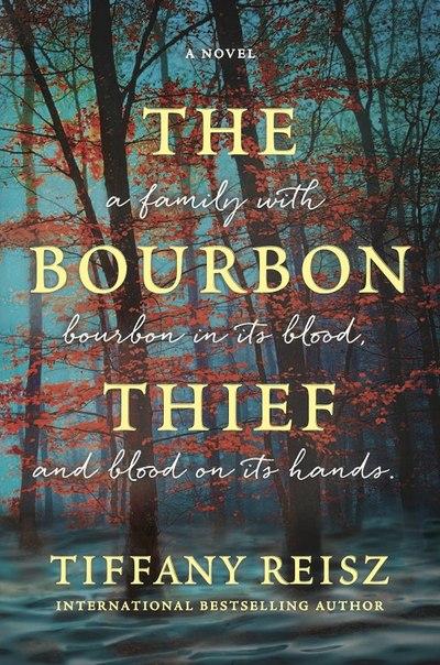 Tiffany Reisz - The Bourbon Thief