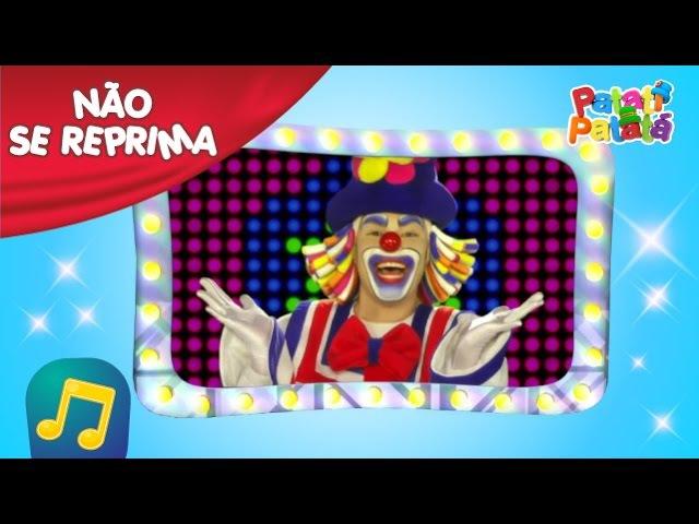 Patati Patatá Não se Reprima DVD Coletânea de Sucessos