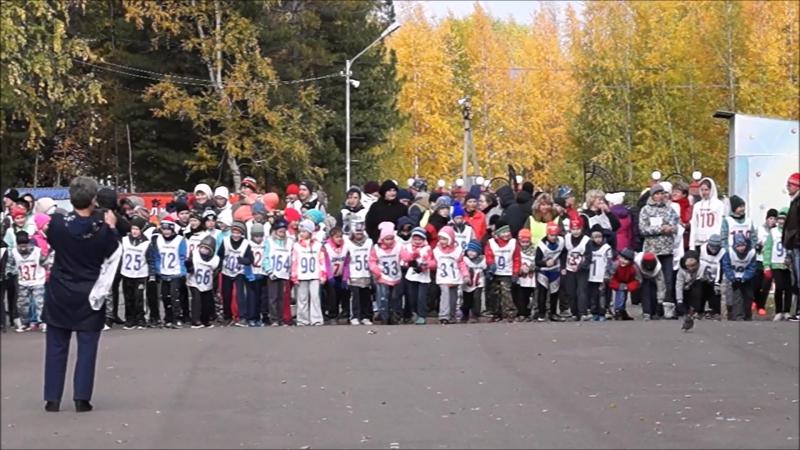 Кросс нации 2017 забег на 500 м