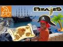 Морская прогулка на пиратском корабле Турция Анталья Mobydick Catamaran Daily Tours