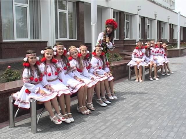 Ірина Новомлинська та гурт Краплинки - Мова єднання