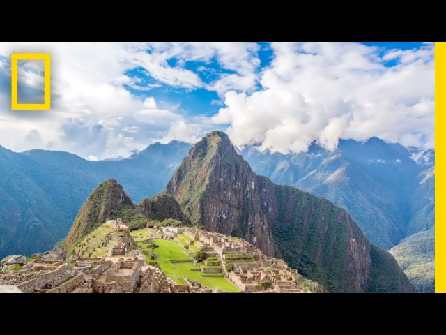 Machu Picchu 101 National Geographic