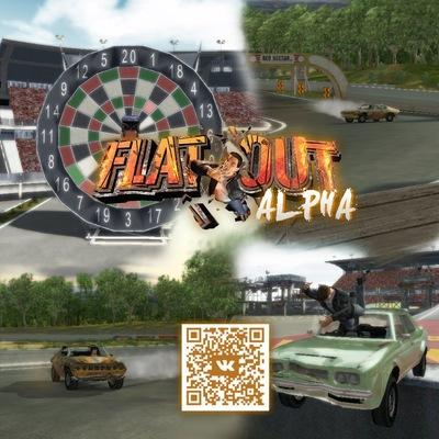 Flatout Alpha (Ex  Flatout: Project Flashback) | ВКонтакте