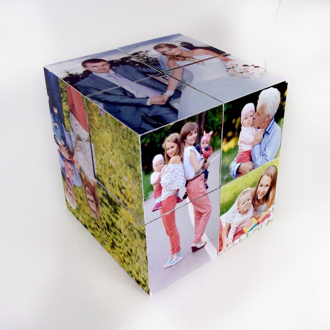 серого кубик с фотографиями своими руками цвет элегантный универсальный