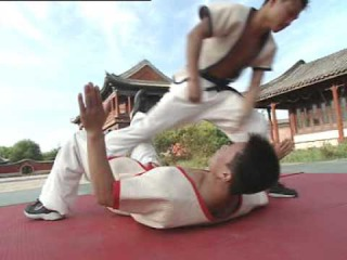 Shuai Jiao Chinese Wrestling by Wang Wenyong (Part 4/4)