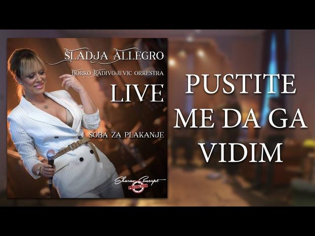 Sladja Allegro - Pustite me da ga vidim - (Official Live Video 2017)