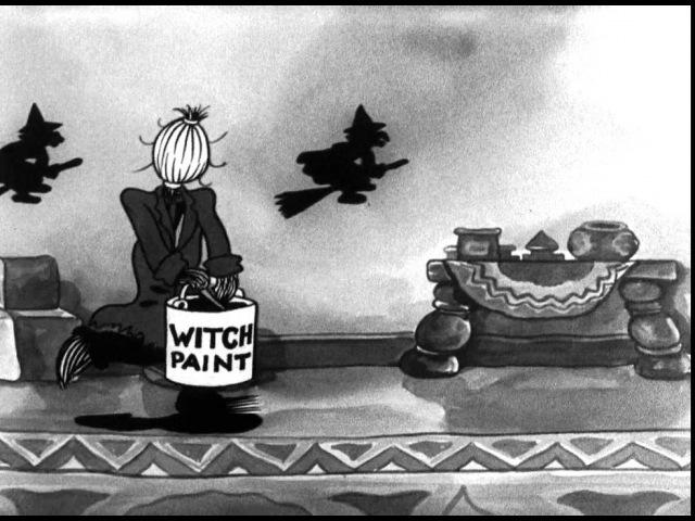 Betty Boop's Halloween Party