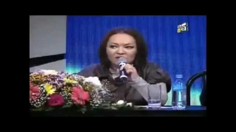 Сестра Баян Алагузовой продюссер Багым Мухитденова раскритиковала Димаша Кудайбергена