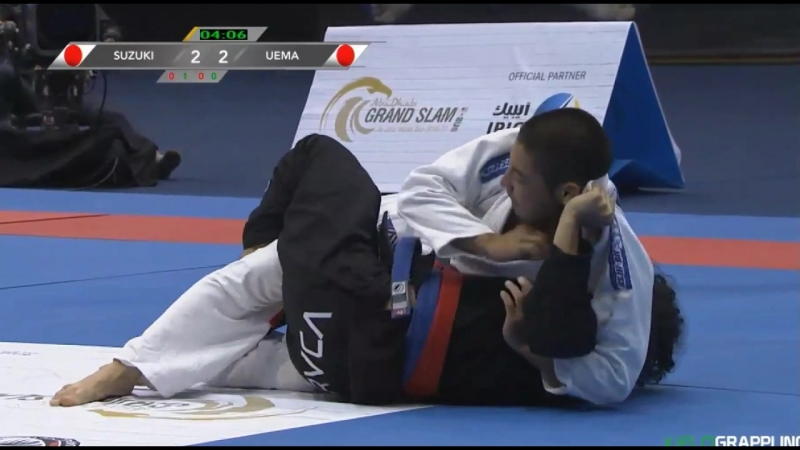 Видео Makoto Suzuki vs. Naoyuki Uema TokyoGS16 смотреть онлайн