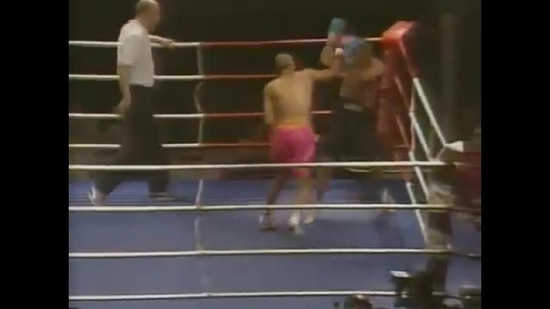 Ramon Dekkers vs Joao Vierra