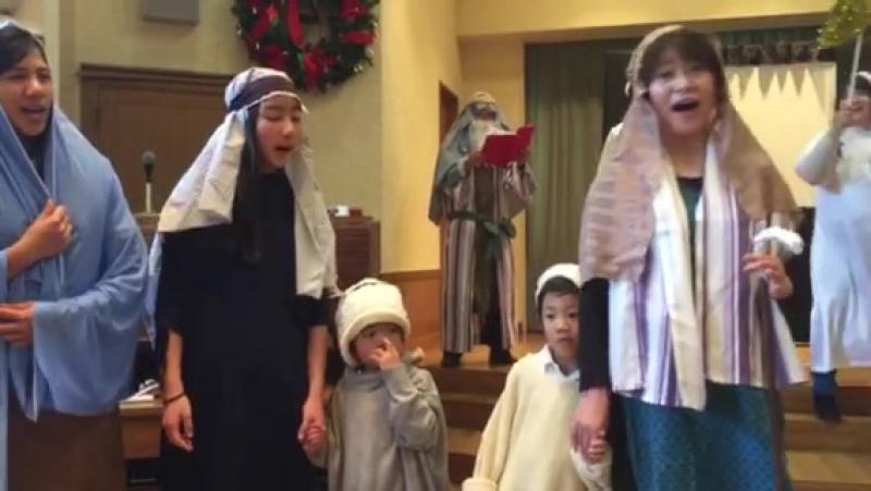 Спектакль Рождество Їісуса
