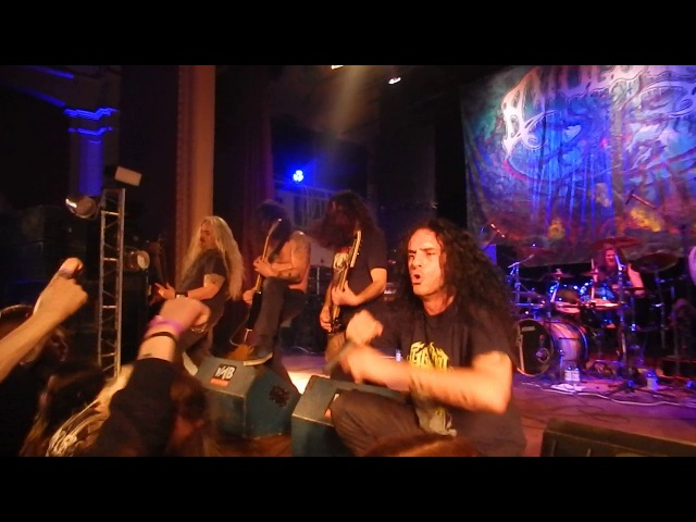 AVULSED Esp Breaking Hymens live 17 02 2018 Moscow