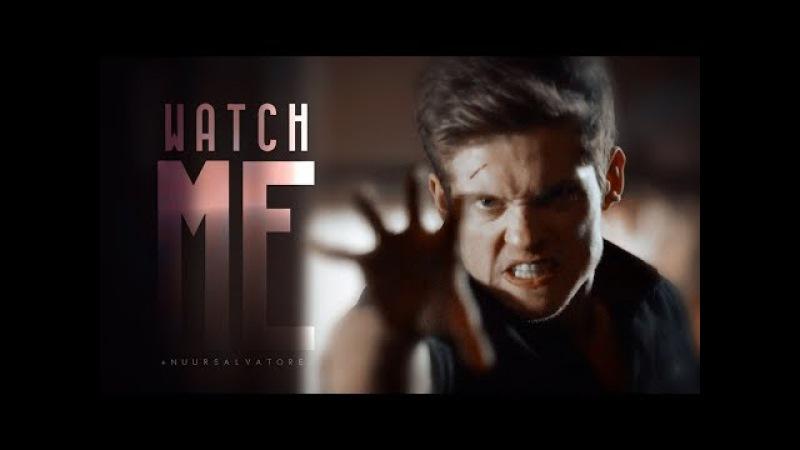 MultiFandom | Watch Me (NuurSalvatore) [HBD ARA!]