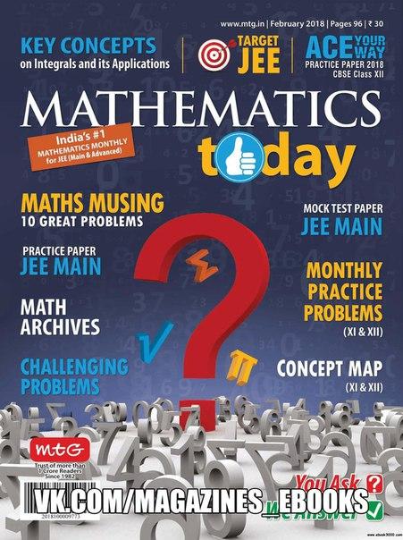 MathematicsToday-February2018