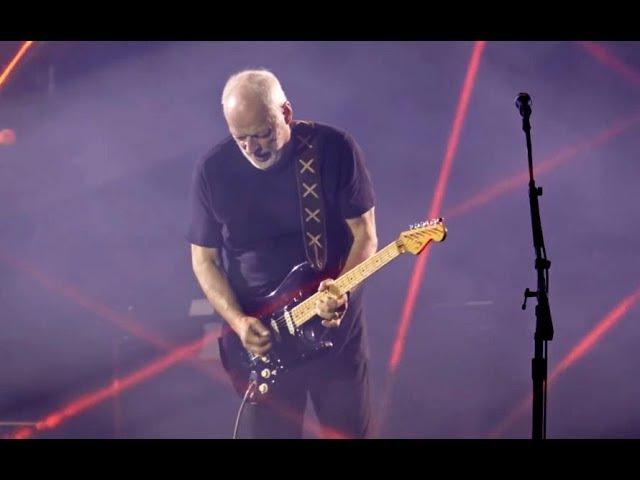 David Gilmour - Comfortably Numb Live in Pompeii 2016