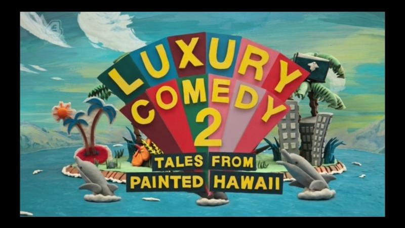 Роскошная комедия Ноэля Филдинга / Noel Fielding's Luxury Comedy 2 сезон 1 серия [Космические Переводчики из 90-ых]