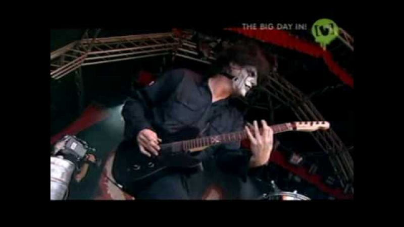 Slipknot - The Blister Exists (Live at the Big Day Out)
