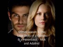 Grimm Season 5 The Love Story of a Grimm a Hexenbiest Nick and Adalind