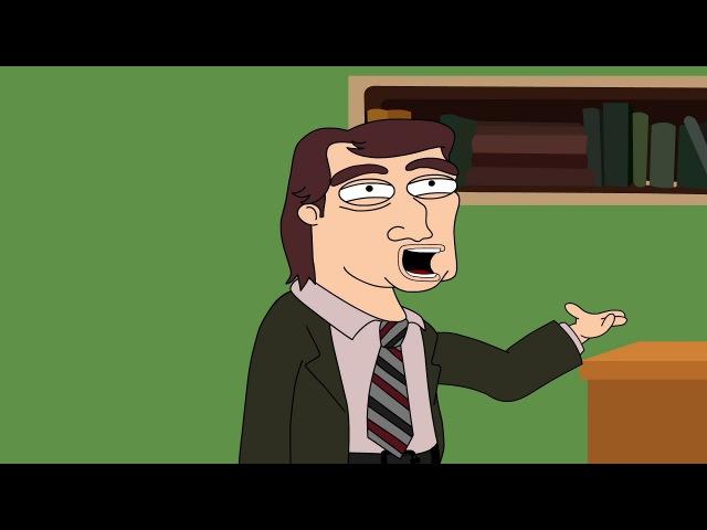 Кит Stupid Show Что если бы в детских сказках главными героями были бы другие звери