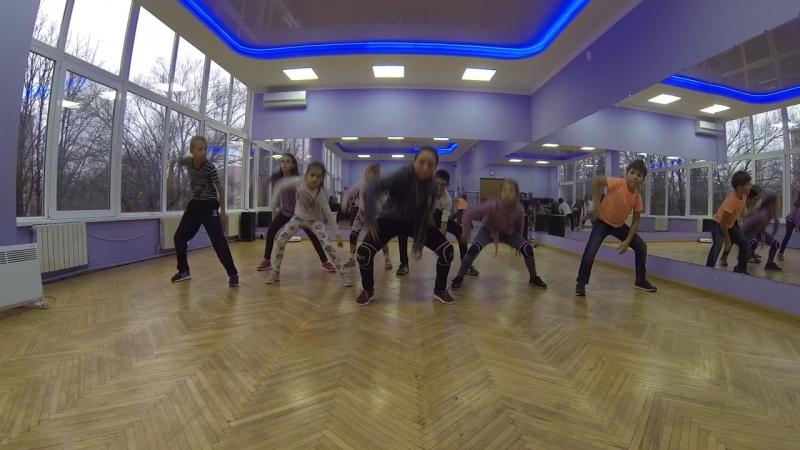 Run it😎 Hip-hop choreo D4U studio