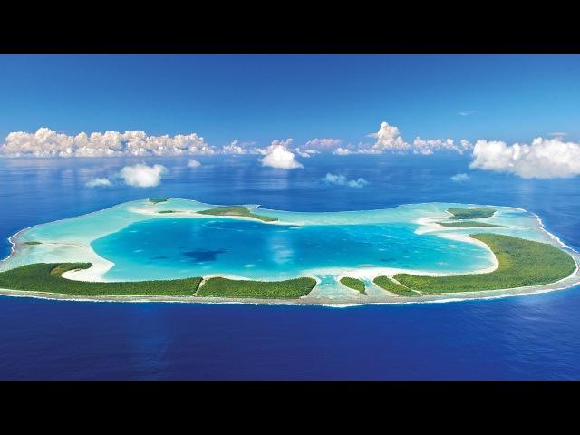 Atoll Paradise of Tetiaroa French Polynesia