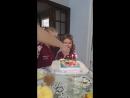 день рождения Алинки 4 года