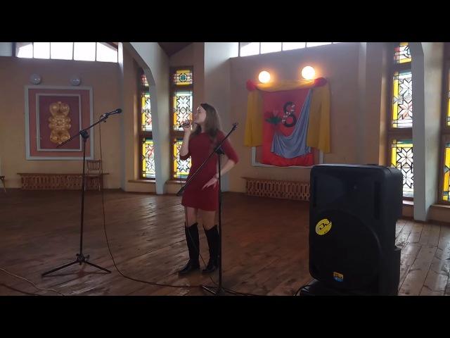 Трактористка- поёт Алеся Крейдич. Завершье.