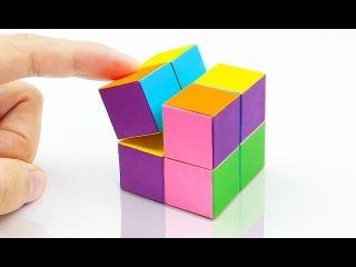 Как сделать бесконечный куб? - Infinity Cube