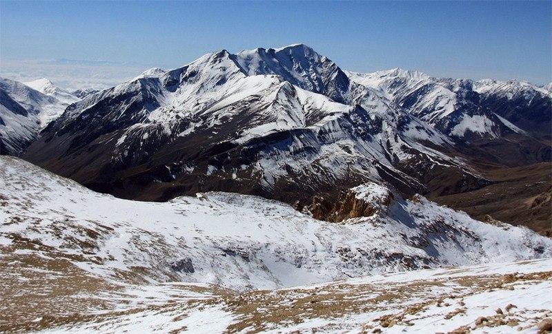 Самые высокие горы Европы, изображение №1