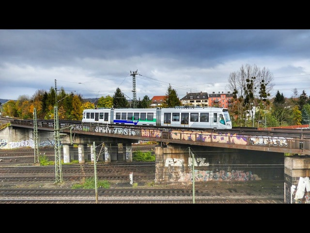 Modell-Eisenbahn-Feeling in Kassel Nordhessen