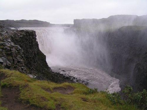 Деттифосс (Dettifoss) — самый мощный водопад в Европе, изображение №7
