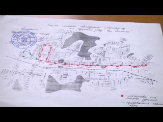 Інформація начальника Управління економічного розвитку щодо зміни маршруту №1