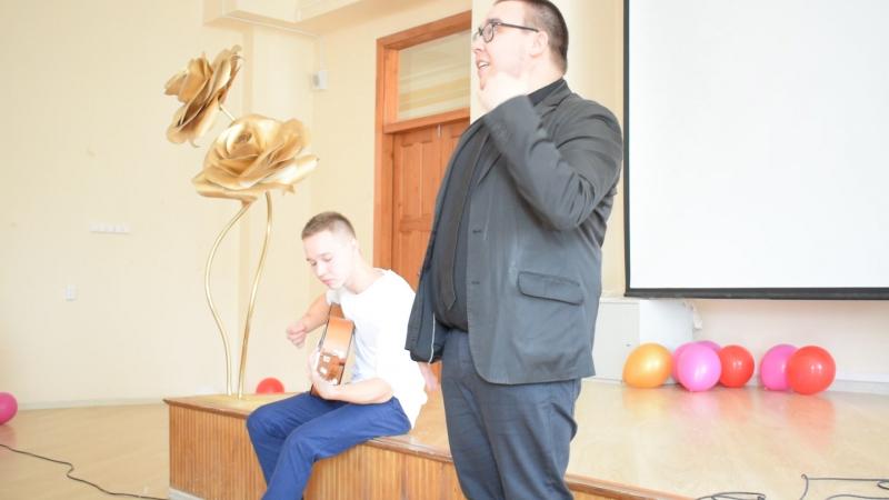 Дамир Ибрагимов и Евгений Изибаев Песня для радио