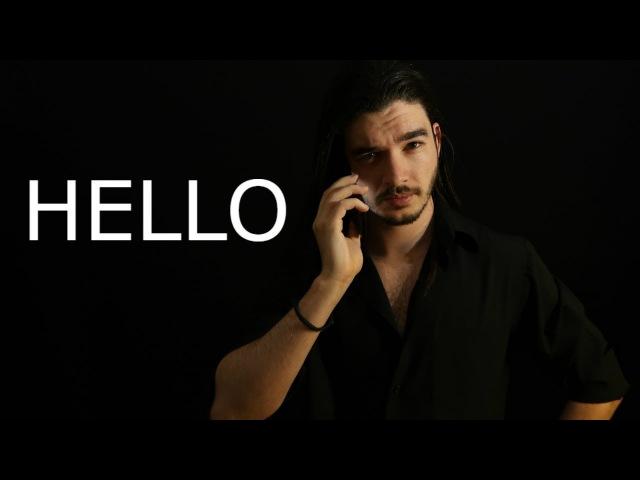 Danvasc Hello - ADELE cover [ROCK VERSION]