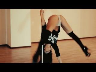 Julia Shikula Pole Dance Exotic