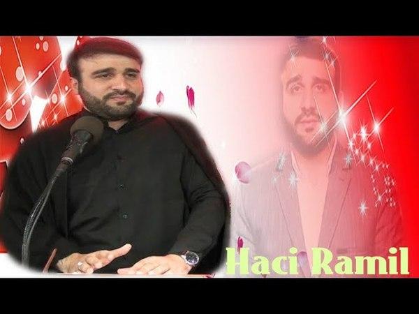 Hacı Ramil - İnsan niyə özü ilə bacarmır