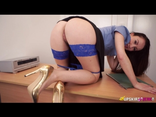 Sophia_smith_-_sexy_solicitor__upskirt__pussy_hairy__ass__solo_downblouse__upskirt____