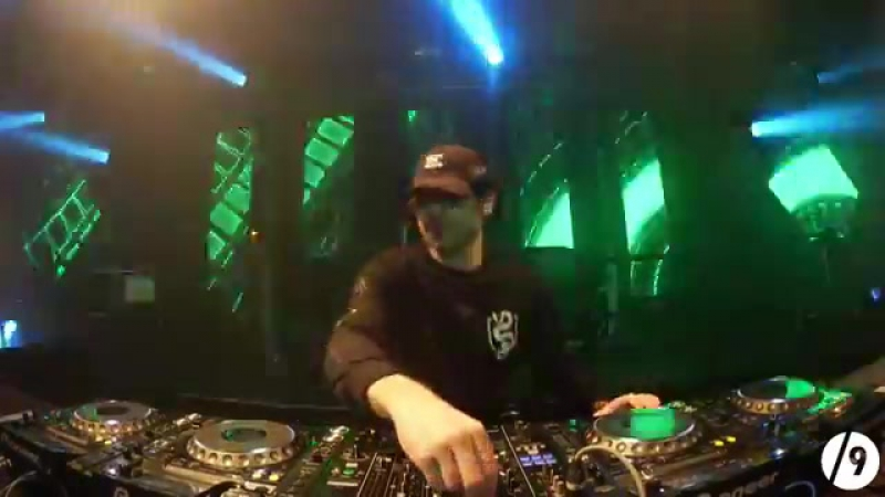 Ponicz - Live @ Night Grinderz XL (Zaandam, Netherlands)