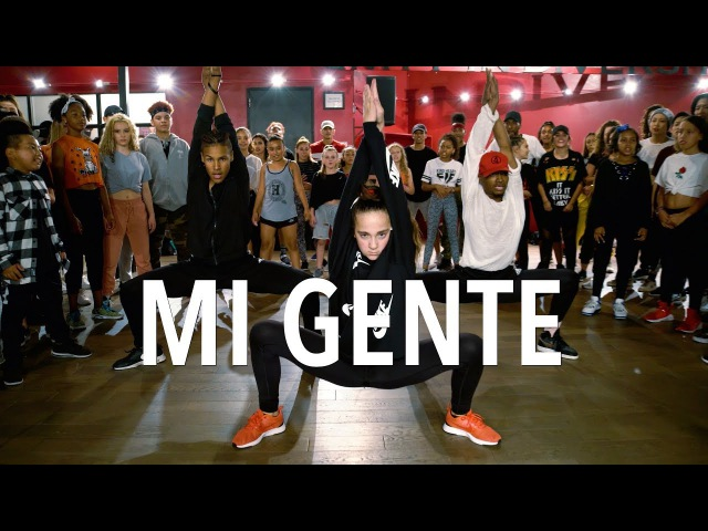 Es INCREIBLE MI GENTE - J Balvin, Willy William - Choreography by TRICIA MIRANDA