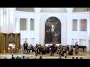 Оркестр Северная Венеция. A.Vivaldi. Concerto for violin, organ, strings and b.c. in D minor