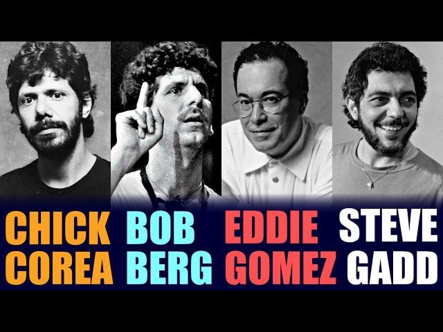 Chick Corea Bob Berg Eddie Gomez Steve Gadd Estival Jazz Lugano 1992