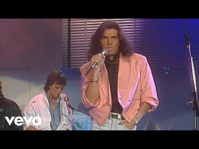 Modern Talking Geronimo's Cadillac Live on Peters Pop Show 06 12 1986