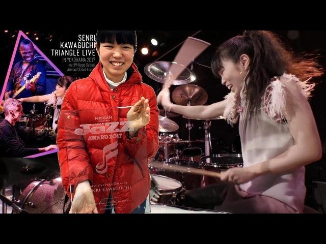 Wupatki SENRI KAWAGUCHI TRIANGLE LIVE JAZZ JAPAN AWARD 2017