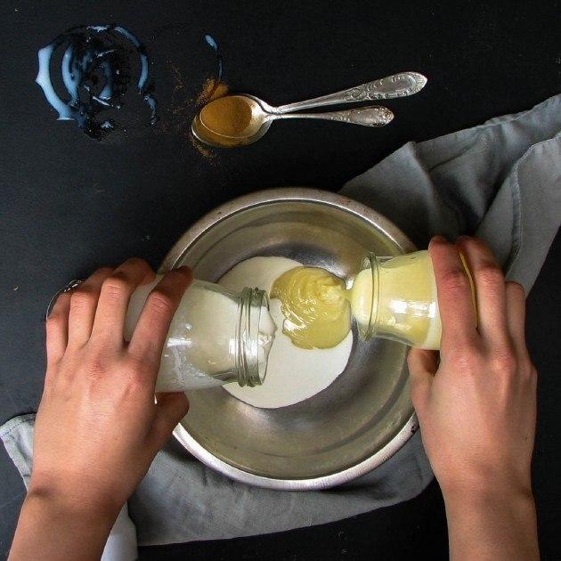 РЕЦЕПТЫ: Домашнее мороженое из 3 ингредиентов (без мороженицы), изображение №1
