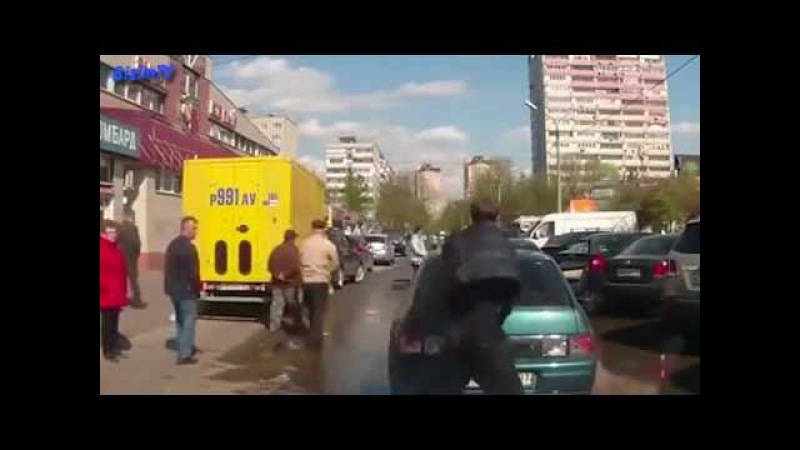Beyni çönüb rusları təpiyinin altına salan Azərbaycanlılar
