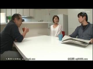 Takeuchi maya [pornmir, японское порно, new japan porno, creampie, married woman, slut, old man]